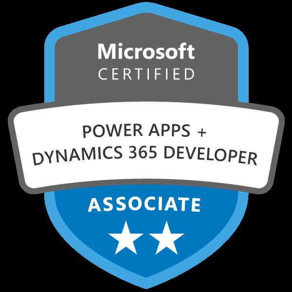 Associate Dynamics365 Power Apps Developer
