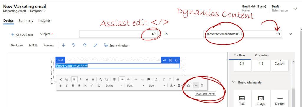 Assist Edit </>