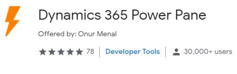 Power Pane Chrome 30,000 users