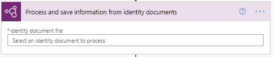 Identity document reader