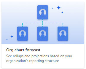 Org Chart forecast