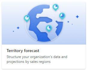territory forecast