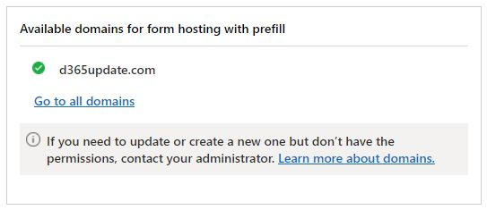 Embedded from hosting - authenticated domains