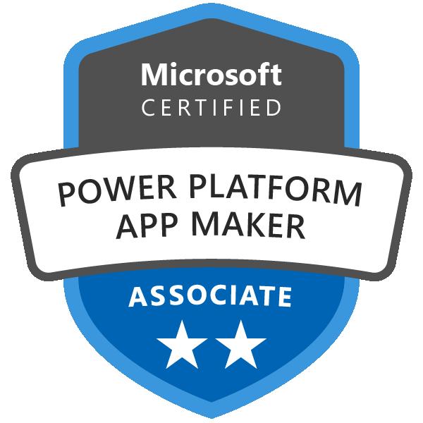 Exam PL-100: Microsoft Power Platform App Maker