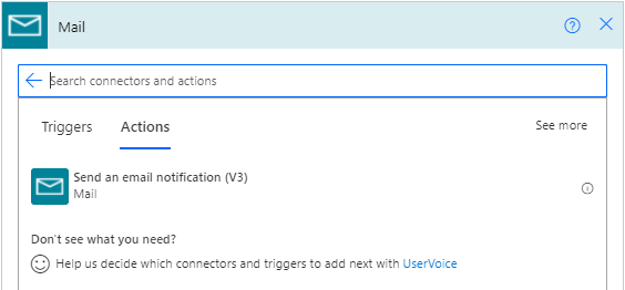 Send an email notification (V3)