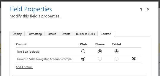 LinkedIn Sales Navigator Account (company Profile)