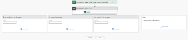 Dynamics 365 Service Level Agreements Switch Control